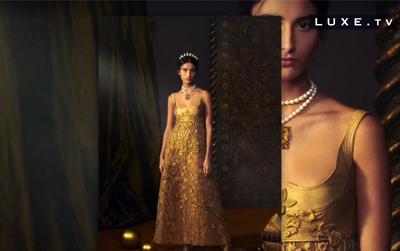 Le savoir-faire derrière la robe « Miss Dior »