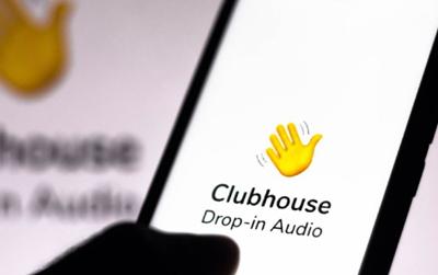Les conversations luxe de clubhouse